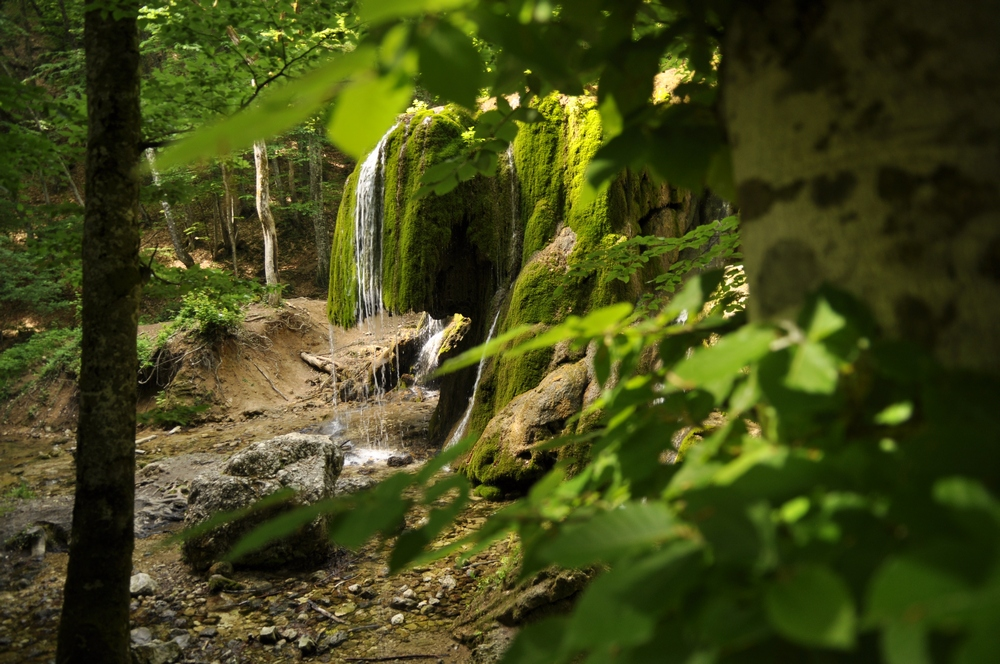 Serebrjanyj-vodopad