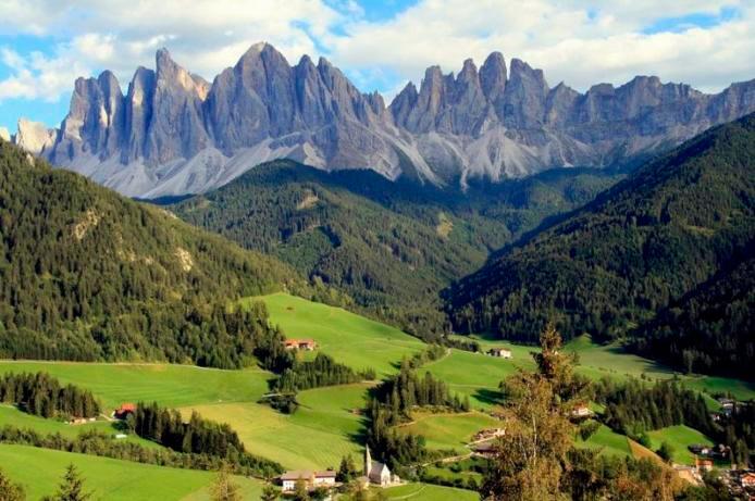 Альпийский трекинг