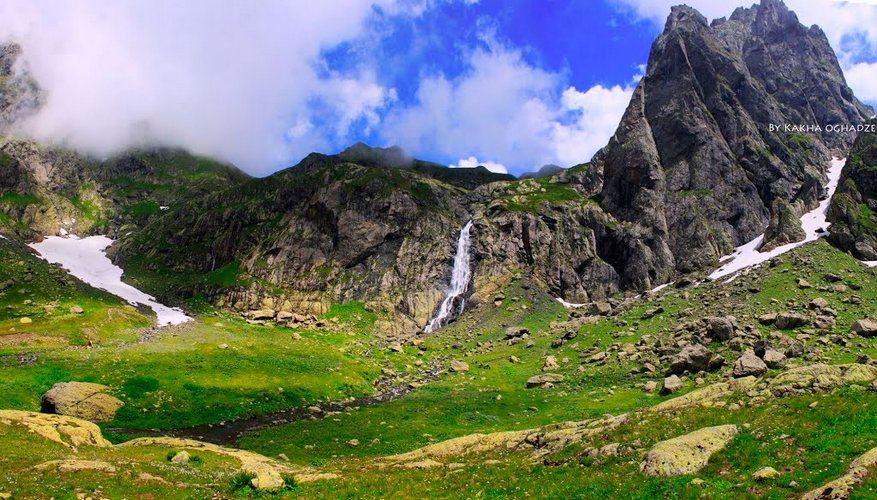 Водопад-Тоба