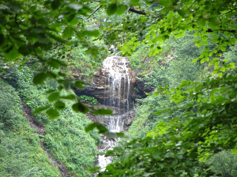 Негровец-водопад