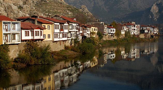 Amasya-Pohody-Turkey