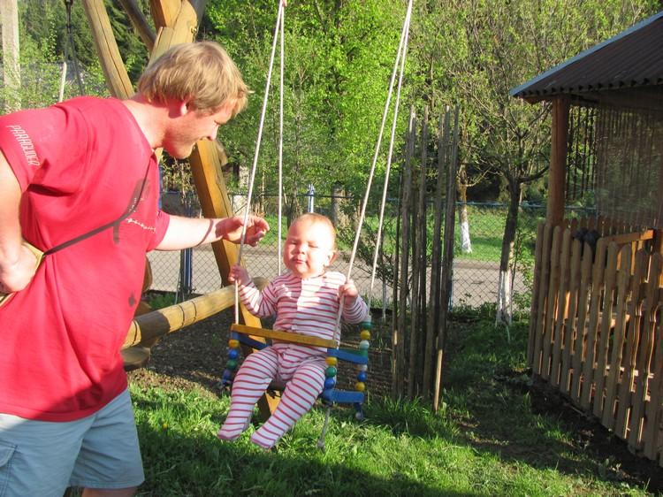 Детские походы в Карпаты. Боржава
