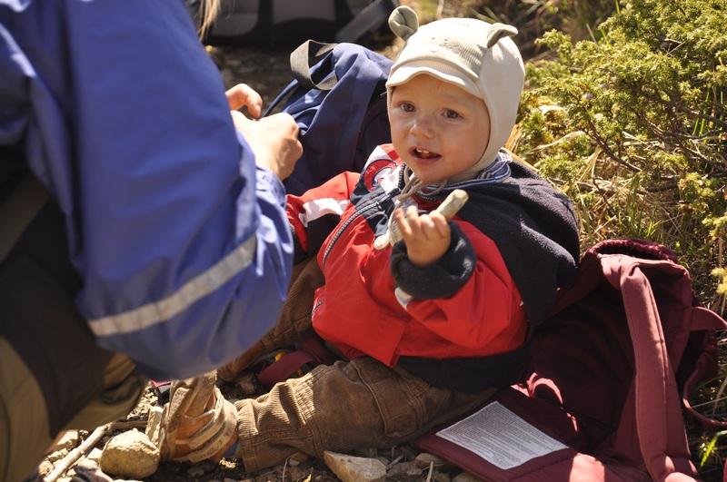 Детские походы в Карпаты