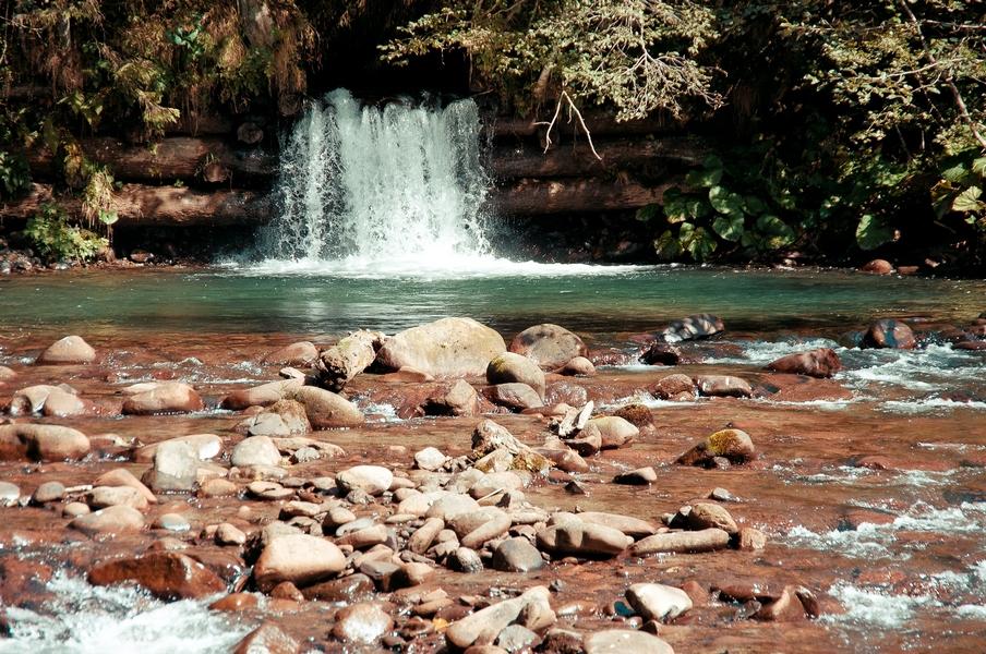Pohod-po-Karpatam-PVD-Vodopad