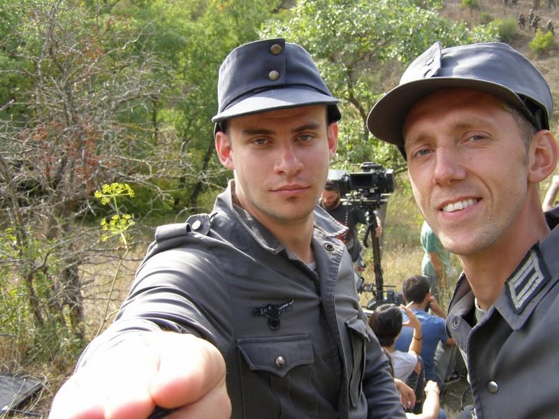 Заработок в путешествии. Съемки фильма в Грузии